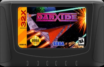 DarXide - Fanart - Cart - Front
