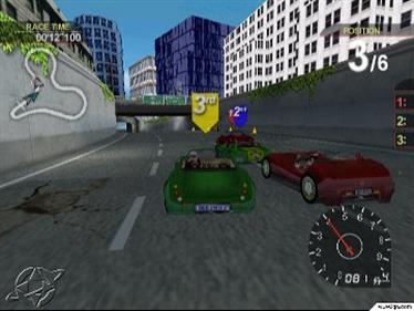 Exhibition of Speed - Screenshot - Gameplay