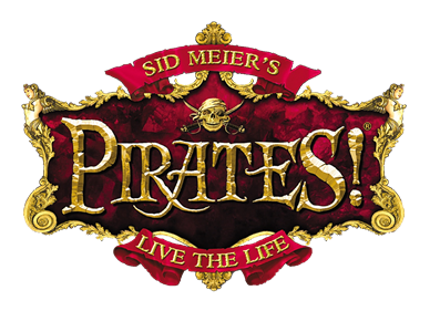 Sid Meier's Pirates! - Clear Logo