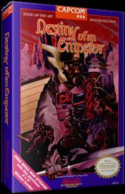 Destiny of an Emperor - Box - 3D
