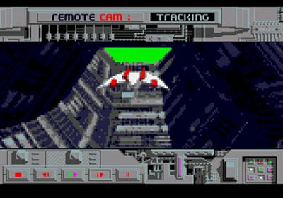The Lawnmower Man - Screenshot - Gameplay