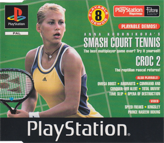 Official UK PlayStation Magazine: Demo Disc 48