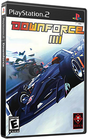 Downforce - Box - 3D
