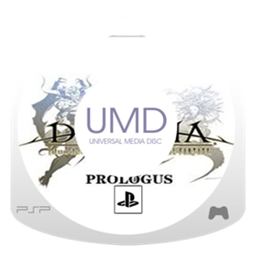 Dissidia 012 Prologus: Final Fantasy - Fanart - Disc