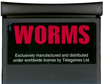 Worms - Cart - Front
