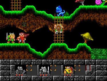 The Lost Vikings - Screenshot - Gameplay