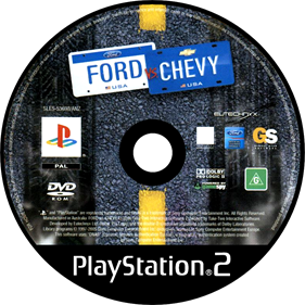 Ford vs. Chevy - Disc