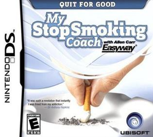 My Stop Smoking Coach with Allen Carr: Easyway Quit for Good