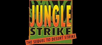 Jungle Strike - Clear Logo