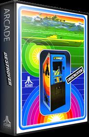 Destroyer - Box - 3D