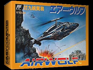 Airwolf (Kyugo) - Box - 3D