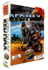 Red Max - Box - 3D