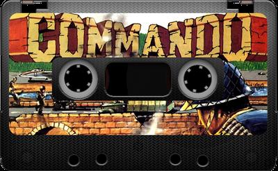 Commando - Fanart - Cart - Front