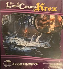 The Lost Caves of Kroz