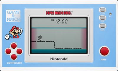 Super Mario Bros. (New Wide Screen) - Cart - Front
