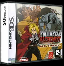 Fullmetal Alchemist: Dual Sympathy - Box - 3D
