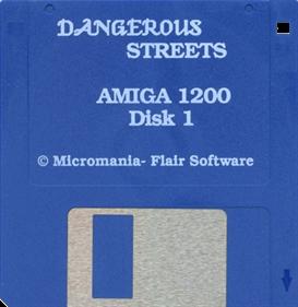 Dangerous Streets - Disc