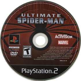 Ultimate Spider-Man - Disc