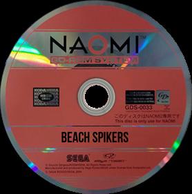 Beach Spikers - Disc