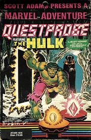 Questprobe featuring the Hulk