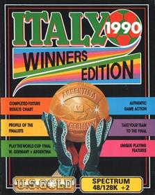 Italy 1990: Winners Edition - Box - Front