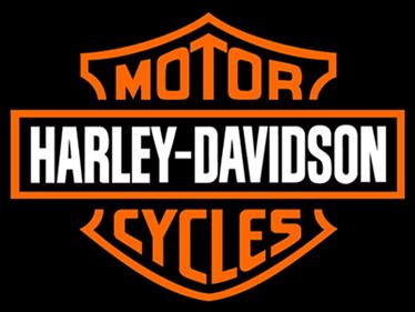 Harley-Davidson & L.A. Riders - Clear Logo