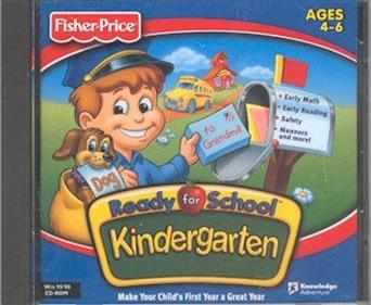Fisher-Price Ready for School: Kindergarten