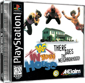 WWF In Your House - Box - 3D