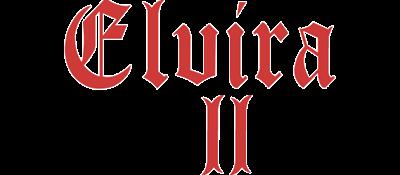 Elvira II - Clear Logo