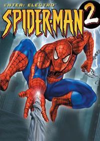 Spider-Man 2: Enter Electro - Fanart - Box - Front