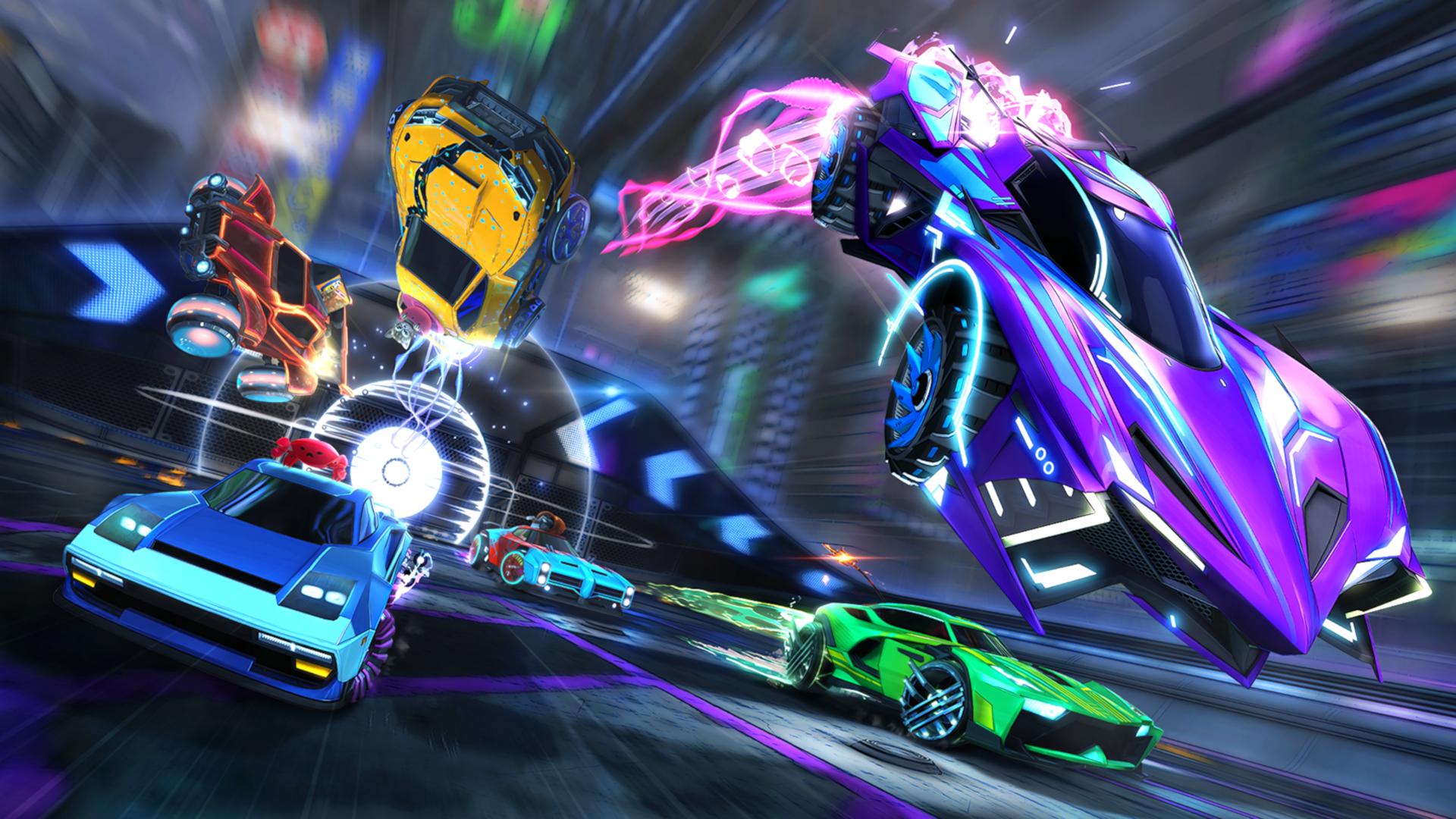 Rocket League Details - LaunchBox Games Database