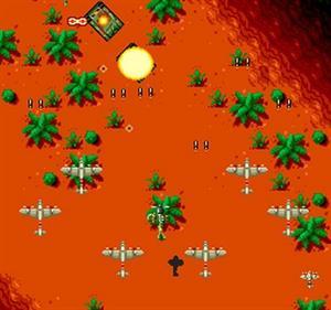 Daisenpu Custom - Screenshot - Gameplay