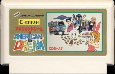American Dream - Cart - Front