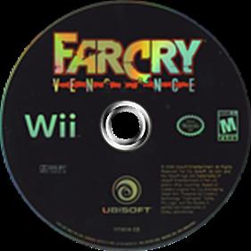 Far Cry: Vengeance - Disc