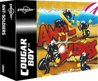 Ant Soldiers - Box - 3D