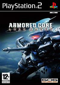Armored Core: Last Raven - Box - Front