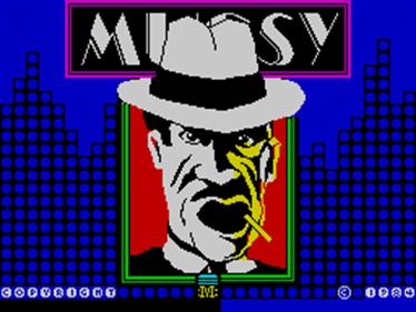 Mugsy - Screenshot - Game Title