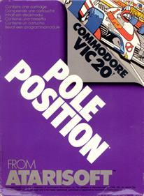 Pole Position - Box - Front
