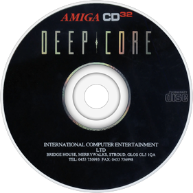 Deep Core - Disc