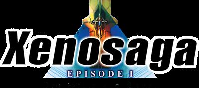 Xenosaga Episode I: Der Wille zur Macht - Clear Logo