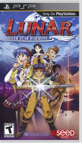 Lunar: Silver Star Harmony - Box - Front