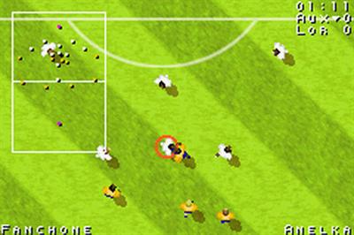 Alex Ferguson's Player Manager 2002 - Screenshot - Gameplay