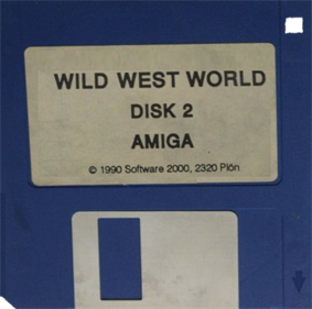 Wild West World - Disc