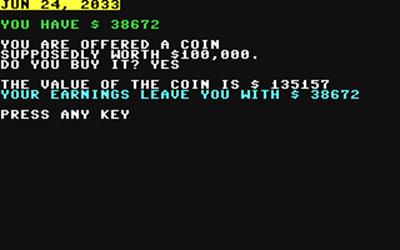$1,000,000 - Screenshot - Gameplay