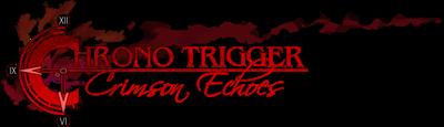Chrono Trigger: Crimson Echoes - Clear Logo