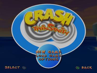 Crash Twinsanity - Screenshot - Game Select