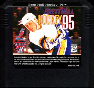 Brett Hull Hockey 95 - Cart - Front