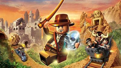 LEGO Indiana Jones 2: The Adventure Continues - Fanart - Background