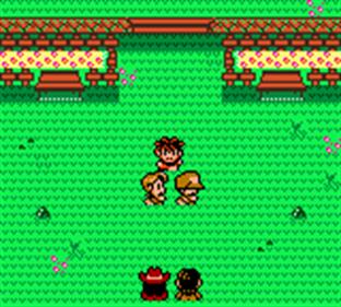 Bakukyuu Renpatsu!! Super B-Daman: Gekitan! Rising Valkyrie!! - Screenshot - Gameplay