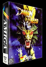 Dragon Breed - Box - 3D